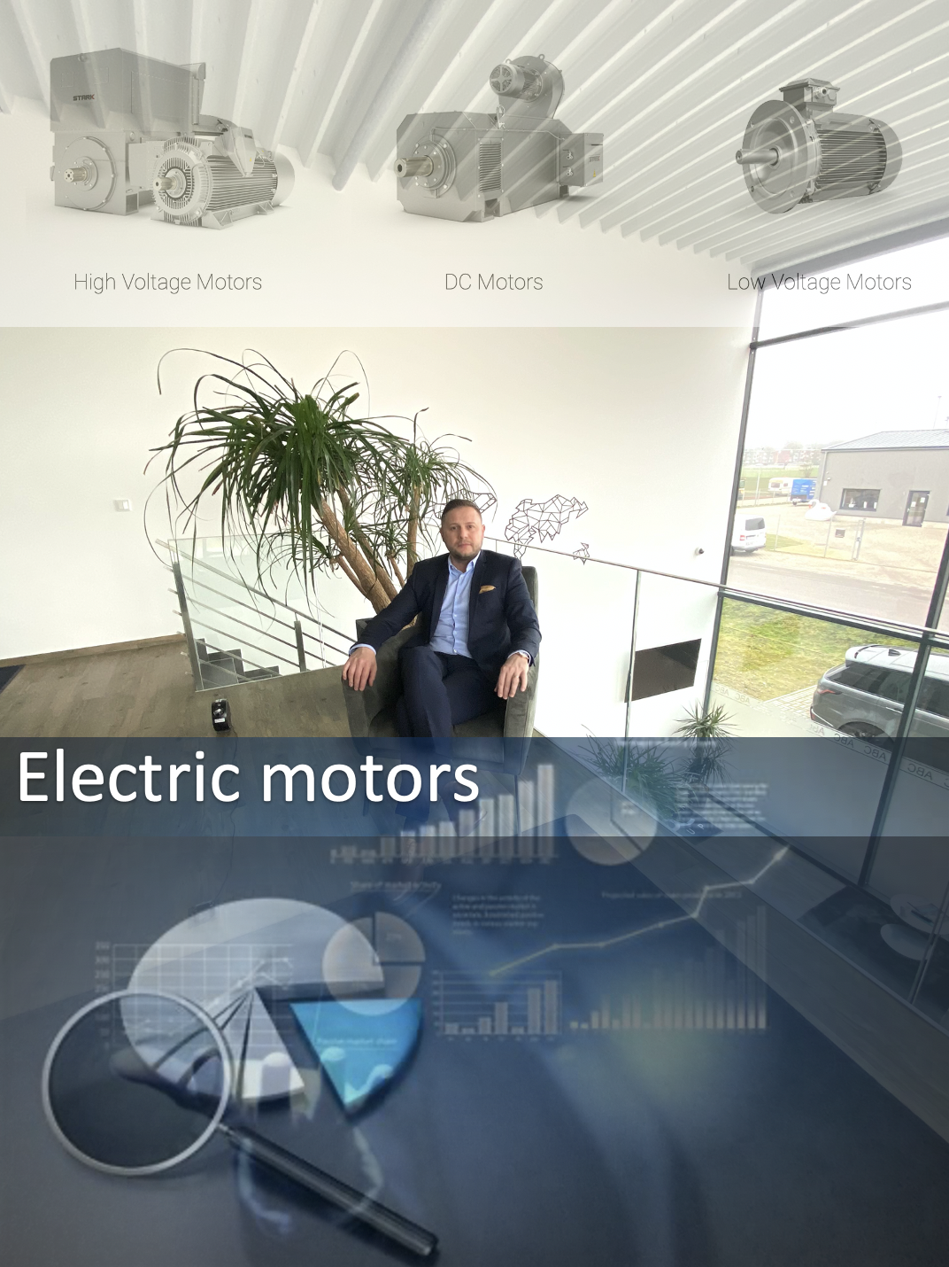 Electric motors Josip Abramovic ABC Consulting